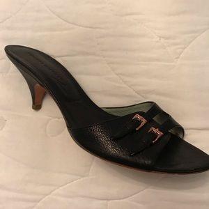 Sigerson Morrison Kitten Heel Sandal